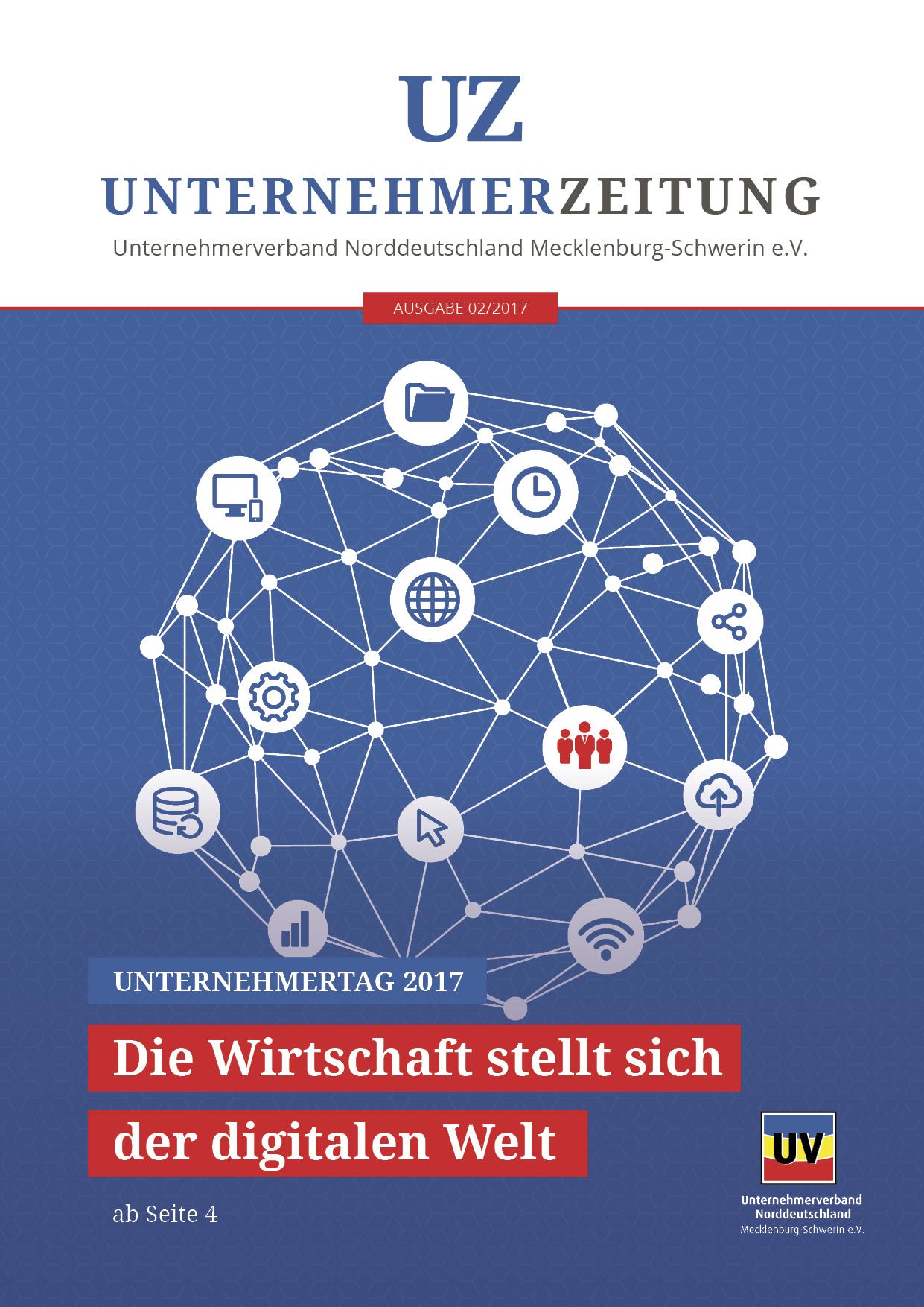 """Unternehmerzeitung """"UZ"""""""