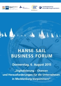 Rostock: Hanse Sail Business Forum